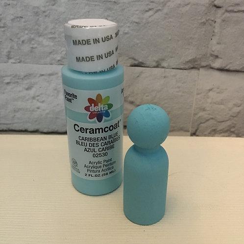 Ceramcoat - Caribbean Blue