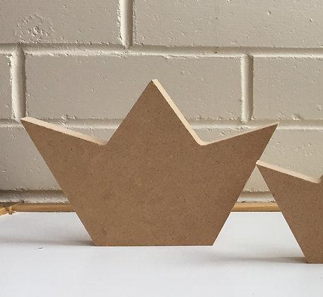 Paper Boat Shape