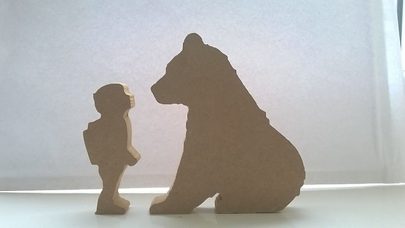 Boy or Girl and Bear !