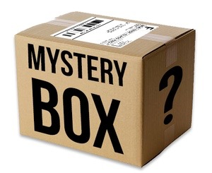 RTP - Mystery Boxes (£2 to Charity)