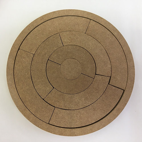 20cm Nesting Circle / Ring Strips