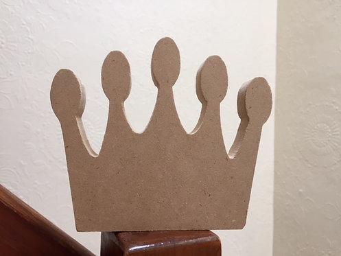 Crown (5 Point Taller design)