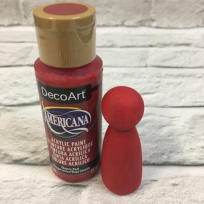 Americana - Cherry Red