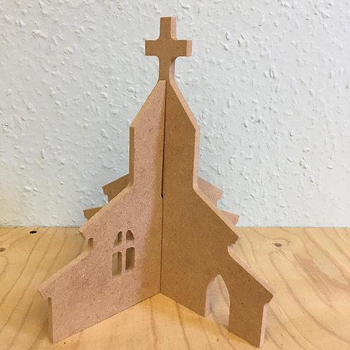 3D Slot Church 6mm