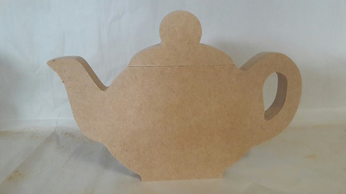 Teapot (With Separate Lid)