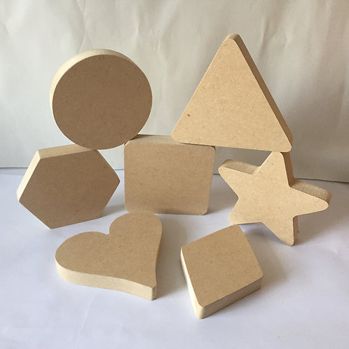 Basic Shape Bundle of 7