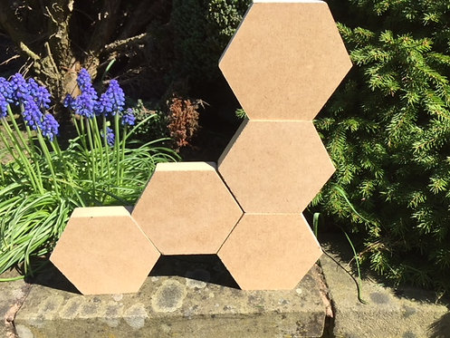 Large Hexagons