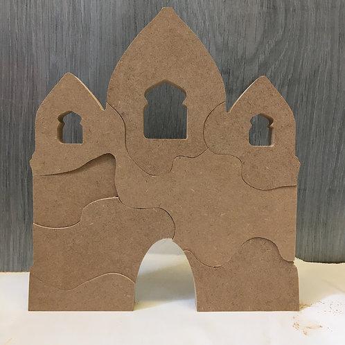 RTP - Clearance Puzzle Mosque Shape