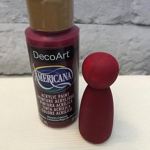 Americana - Alizarin Crimson