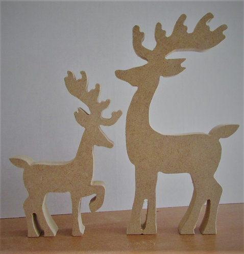 Reindeer Sets - Not joined