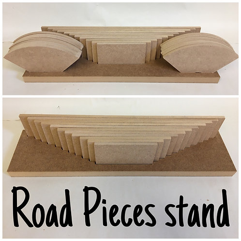 Stand for Road Pieces Set