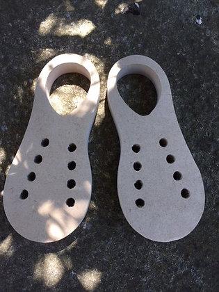Shoe Lace Practicing templates