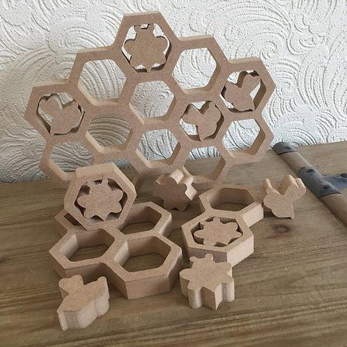 Honeycomb Sets