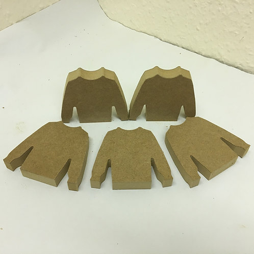 Pack of 5 Christmas Jumpers