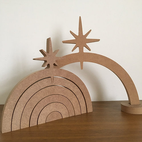 North Star Nativity Arch and Stacker