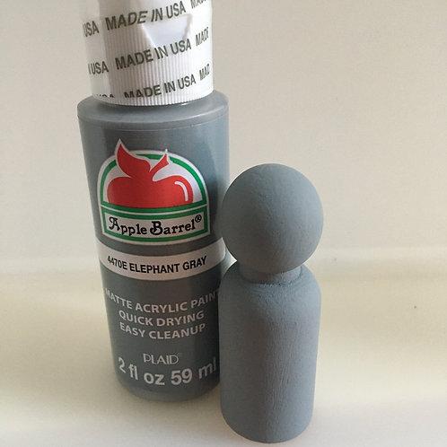 Apple Barrel - Elephant Grey