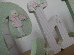Woodland fairy theme