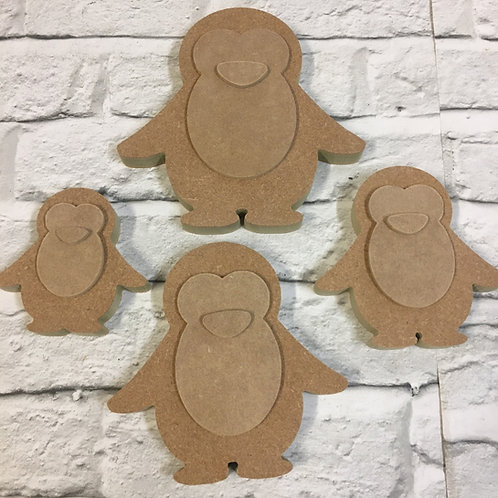 Free Standing Penguins