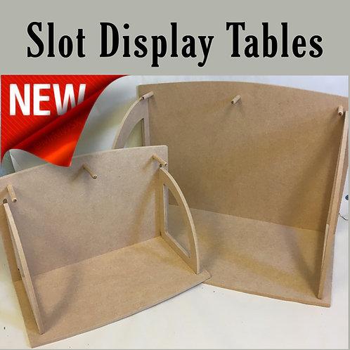 Display Slot Table