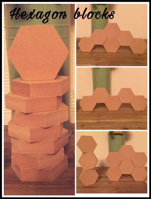 Stacking Hexagons