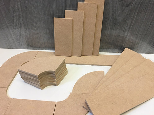 6mm Stacking Boards and Road Sets