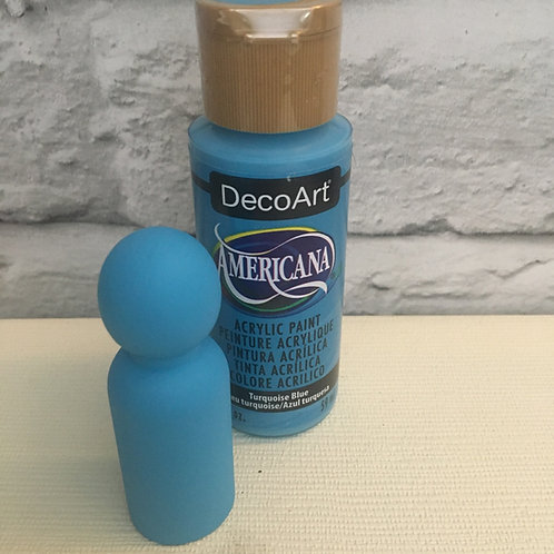 Americana - Turquoise Blue
