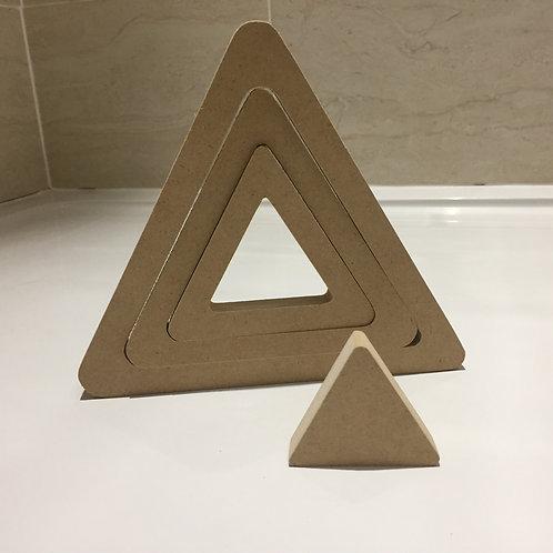 Nesting Triangles