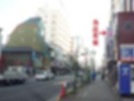 サイパンと大久保通り(昼)