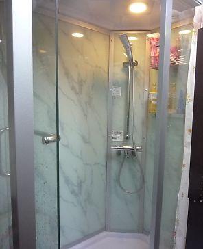 サイパンのシャワールーム