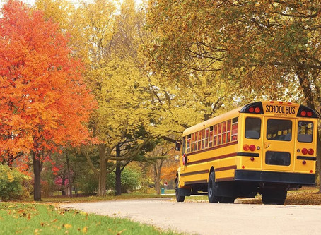 10 Ways to Beat the Back to School Blues