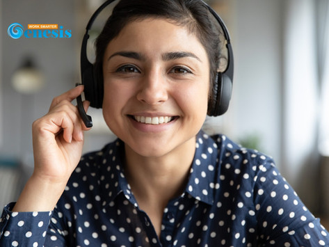 Genesis initiates vertical integration of call center phones