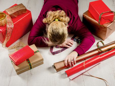 5 Tips to Beat Holiday Stress
