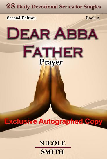 Dear Abba Father: Prayer