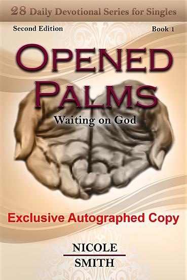 Opened Palms: Waiting on God