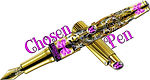 Chosen Pen Logo