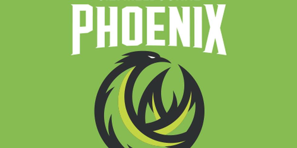 HOME GAME 2 vs SE Melbourne Phoenix