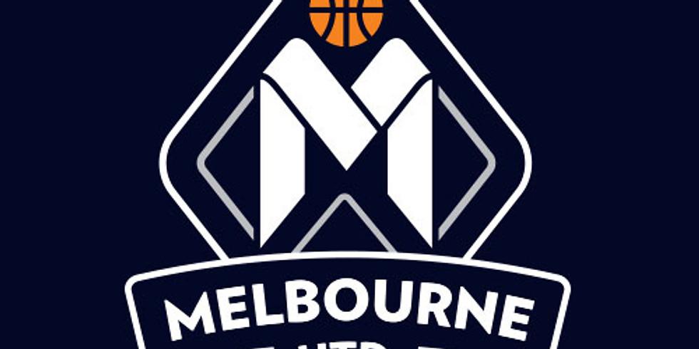 GAME 11 v Melbourne United
