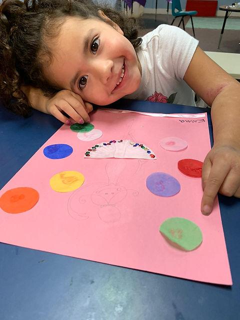 preschool art cute smile.JPG