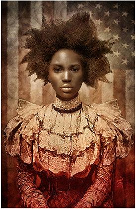 American Gothic - David Bruce Graves - Artist Print