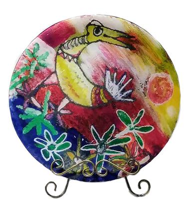 Glass Plate #2