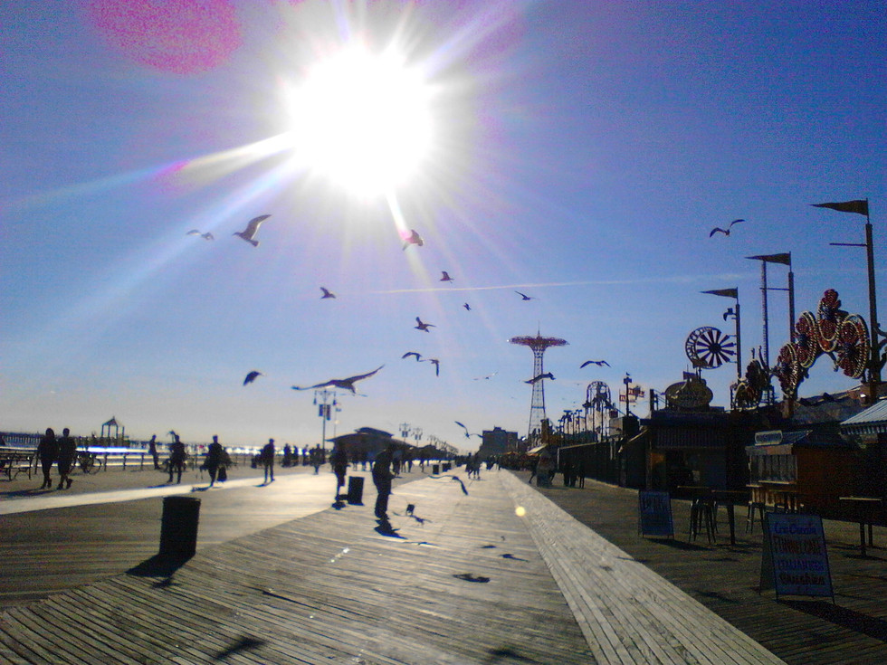 Brooklyn Boardwalk