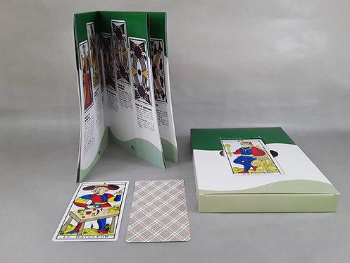 Libro del Tarot + Cartas - Joker