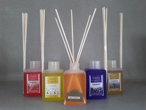 Difusor con varillas de bambú - New Fragance