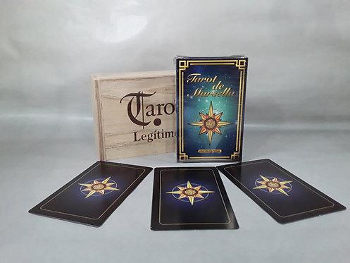Cartas Tarot Marsella C/Cajón