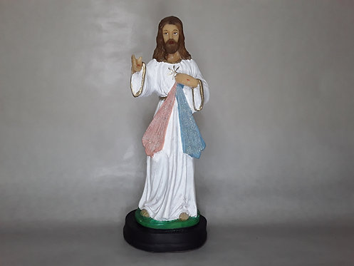 Jesús Misericordioso - PVC 22cm