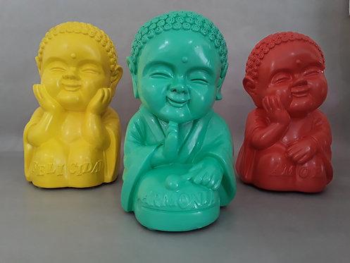 Buda Bebé Pintado