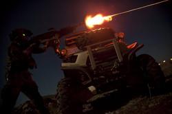 Machinegun night