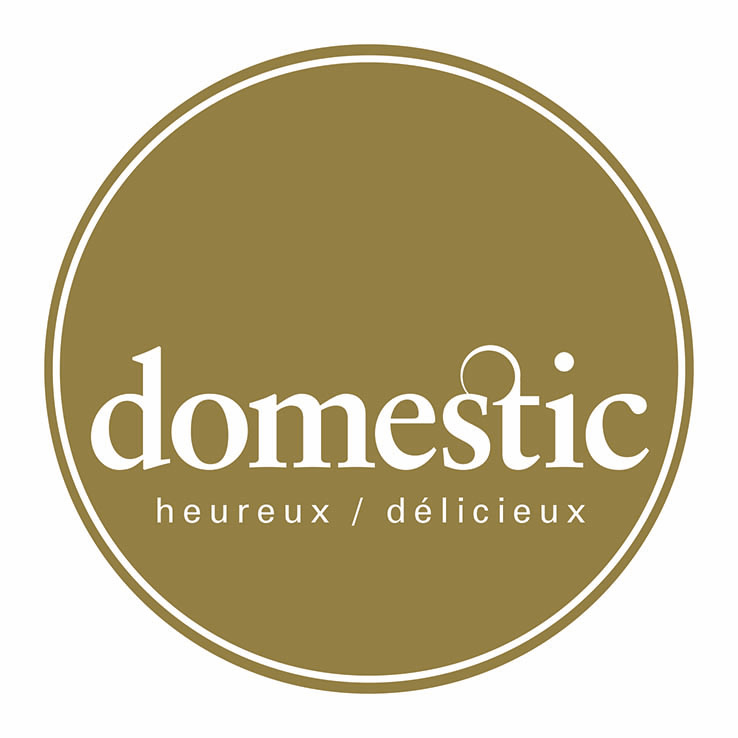 domestic logo rebrand
