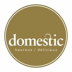 domestic logo rebrand