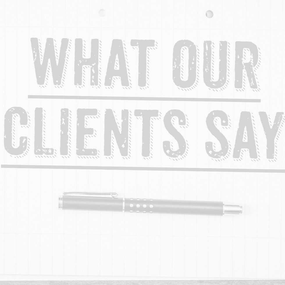 What%25252520Our%25252520Clients%25252520Say%25252520statement%25252520on%25252520paper%25252520note
